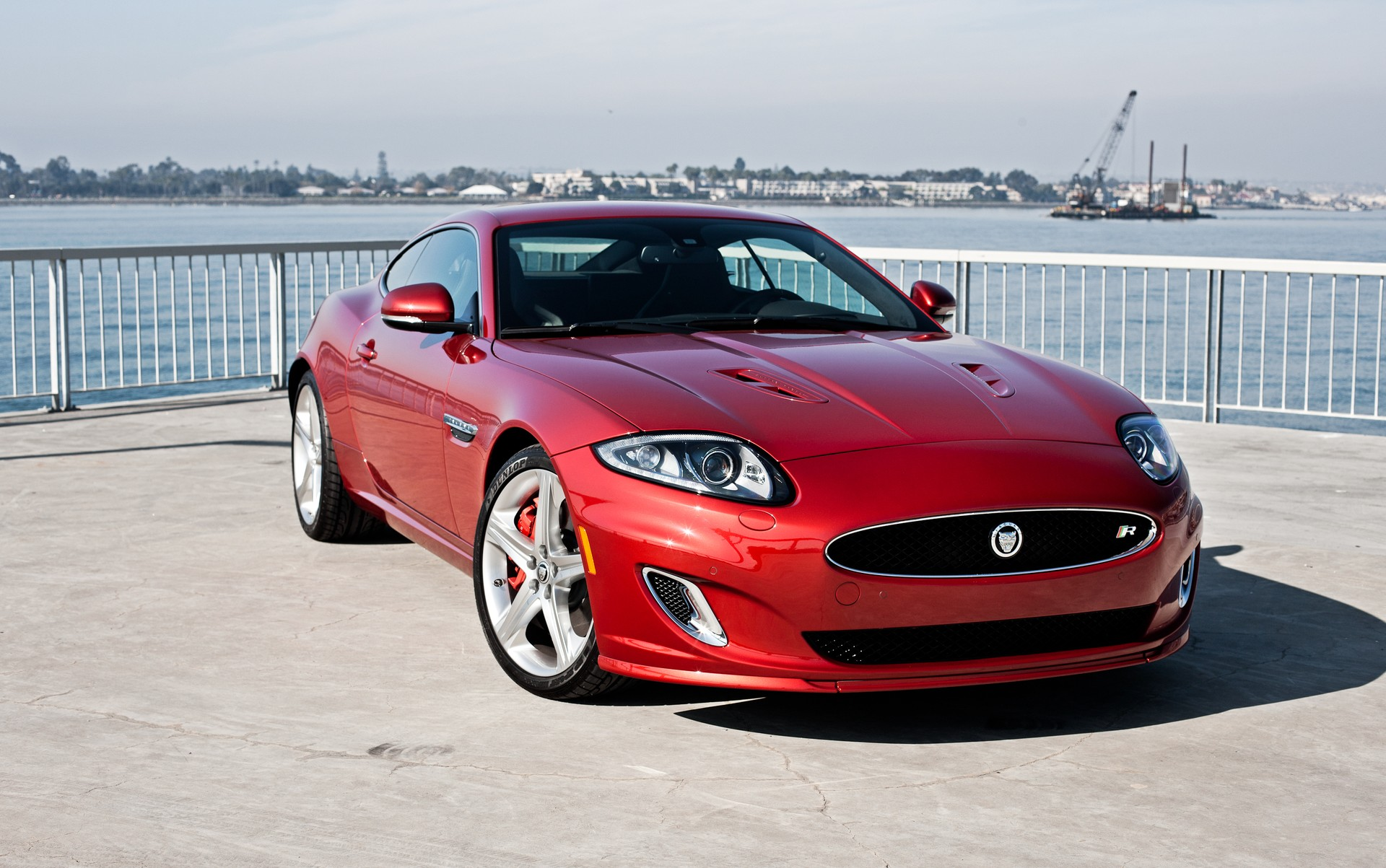Exterior: New 2015 Jaguar XK