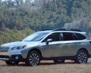 Exterior Preview: 2015 Subaru Outback