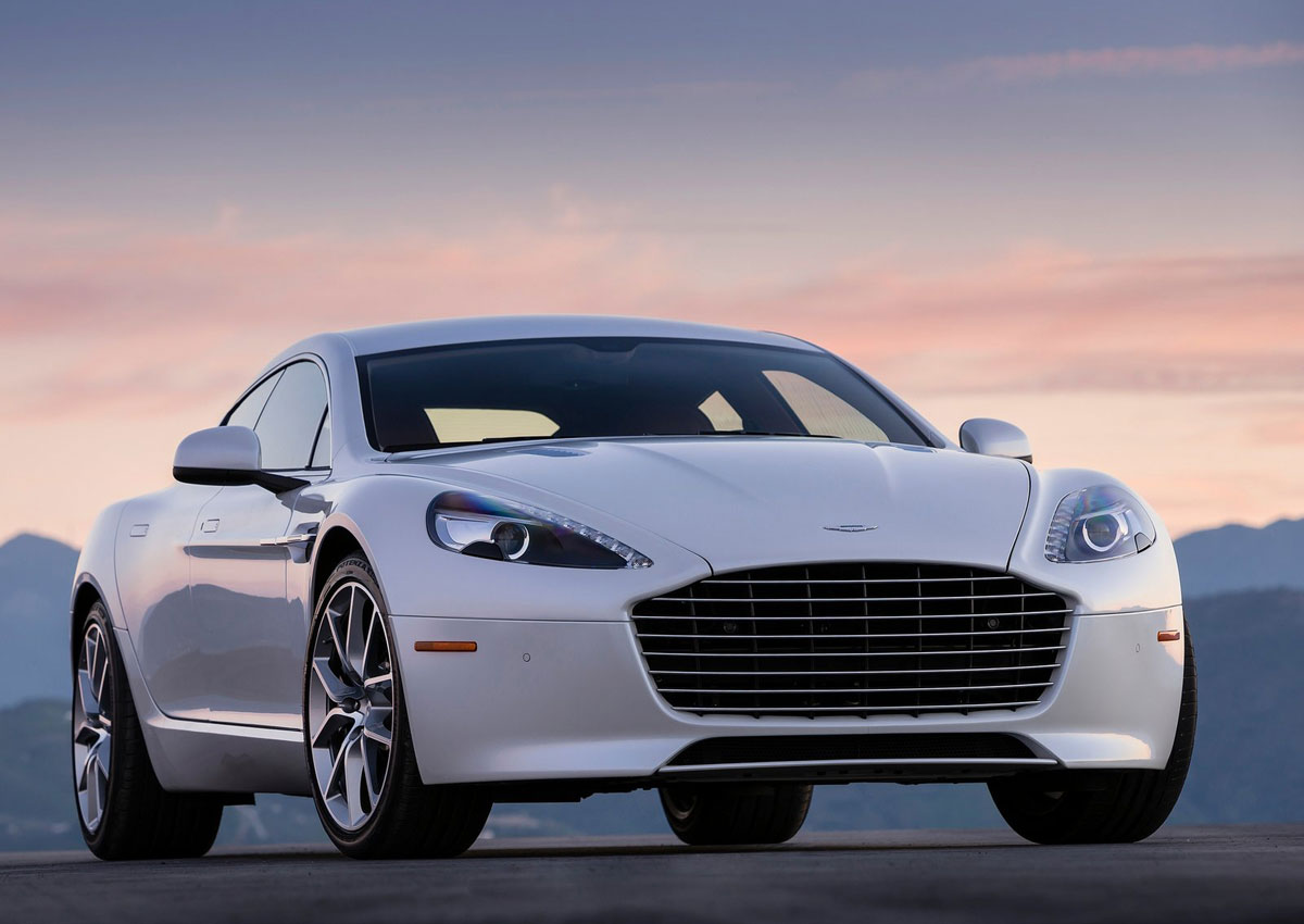 New 2014 Aston Martin Rapide S