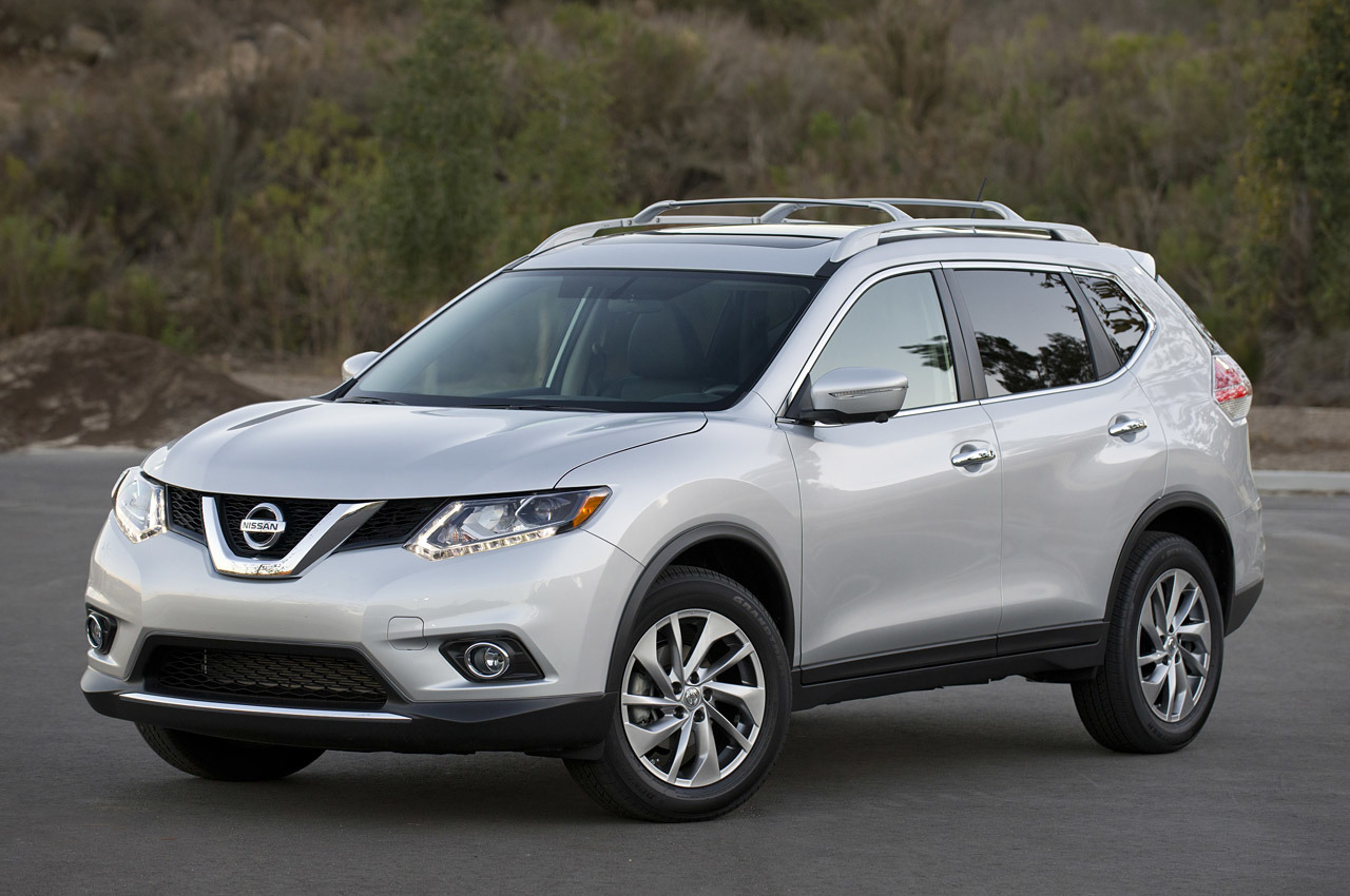 New 2014 Nissan Rogue