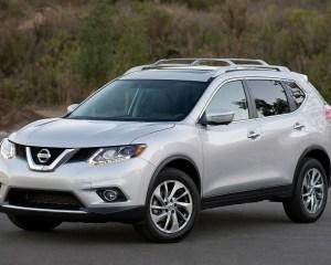 New 2014 Nissan Rogue