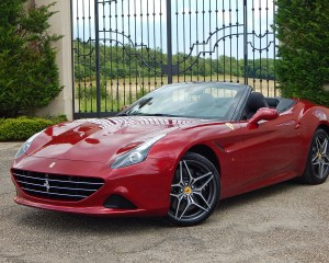 New 2015 Ferrari California T