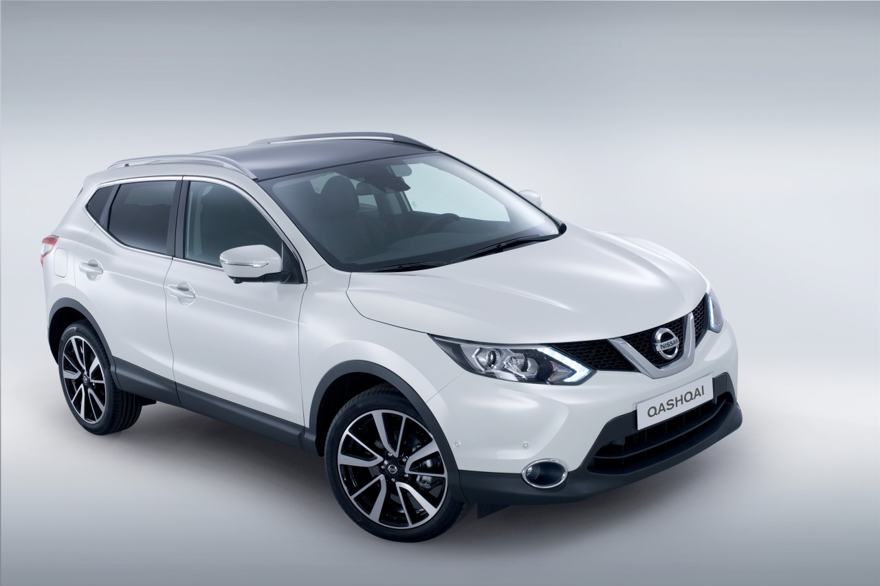 Nissan Qashqai 2014 New Model
