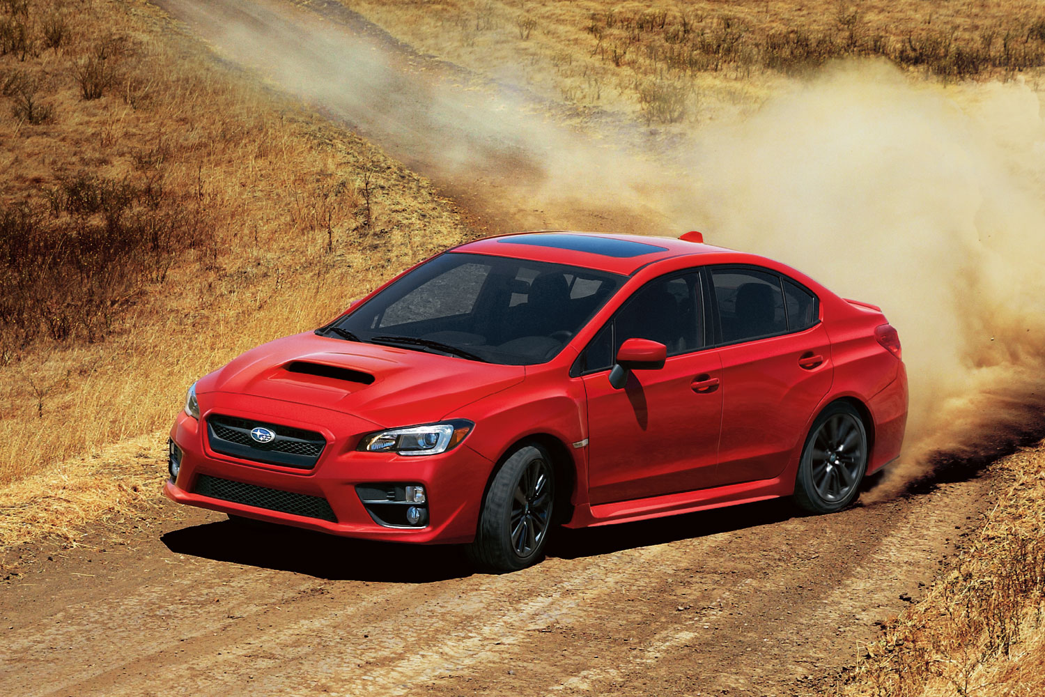 Performance: New 2015 Subaru WRX