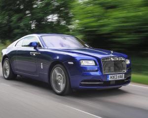 Performance Test: 2014 Rolls-Royce Wraith