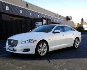 Preview: 2015 Jaguar XJL AWD (White)