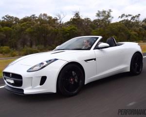 Review: 2015 Jaguar F-Type V6
