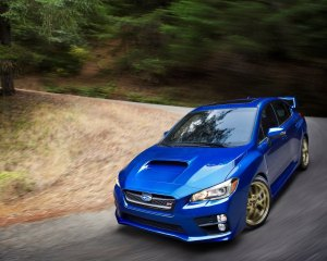 Sportcar: 2015 Subaru WRX STi