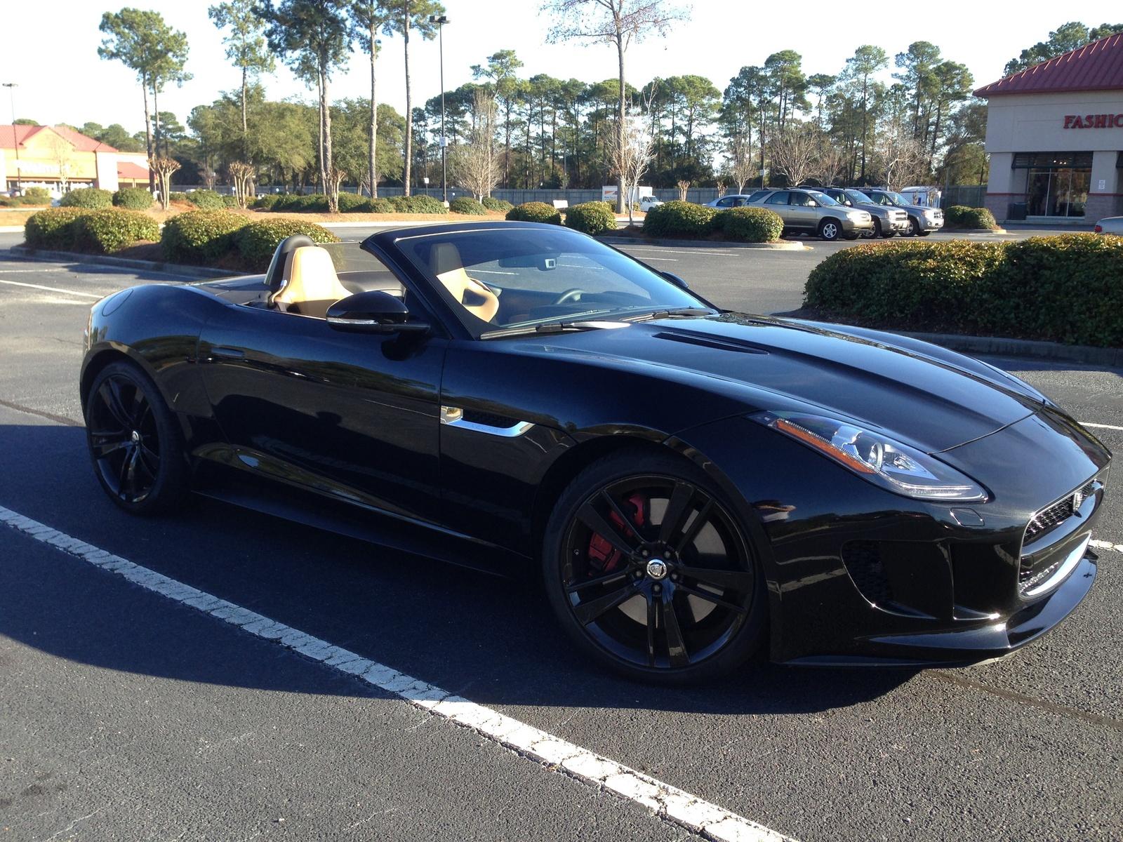 Test Drive: 2015 Jaguar F-TYPE