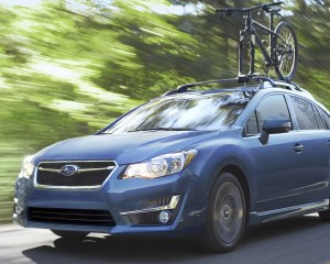 Test Drive Review: 2015 Subaru Impreza