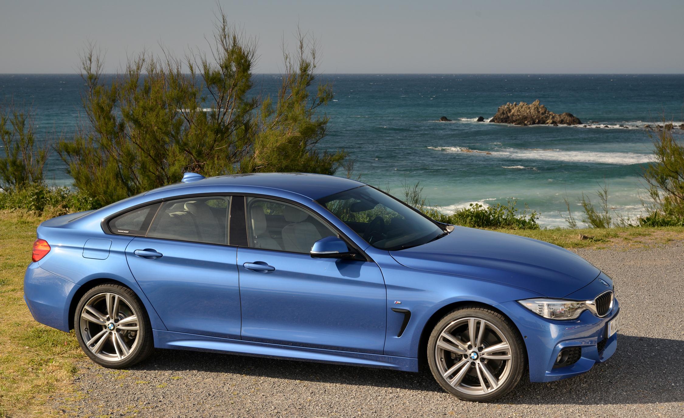 2015 BMW 428i Gran Coupe Exterior