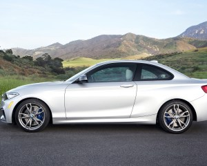 2015 BMW M235i xDrive Exterior Side