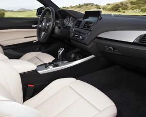 2015 BMW M235i xDrive Interior Dashboard