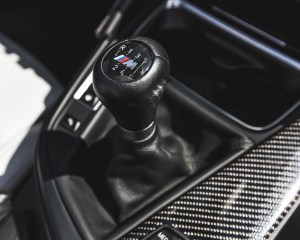 2015 BMW M4 Convertible Interior Gear Shift Knob
