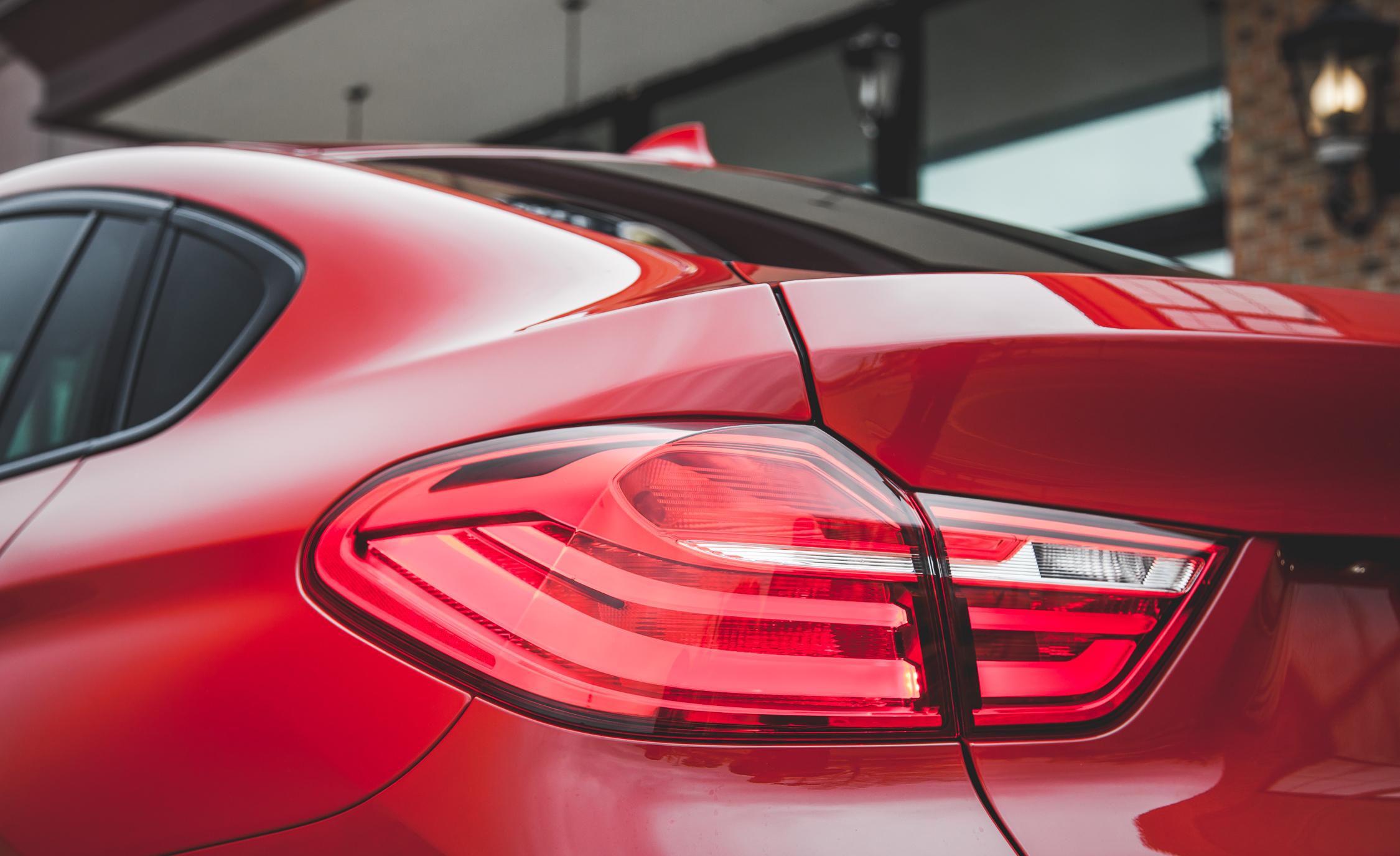 2015 BMW X4 xDrive28i Exterior Taillight Left