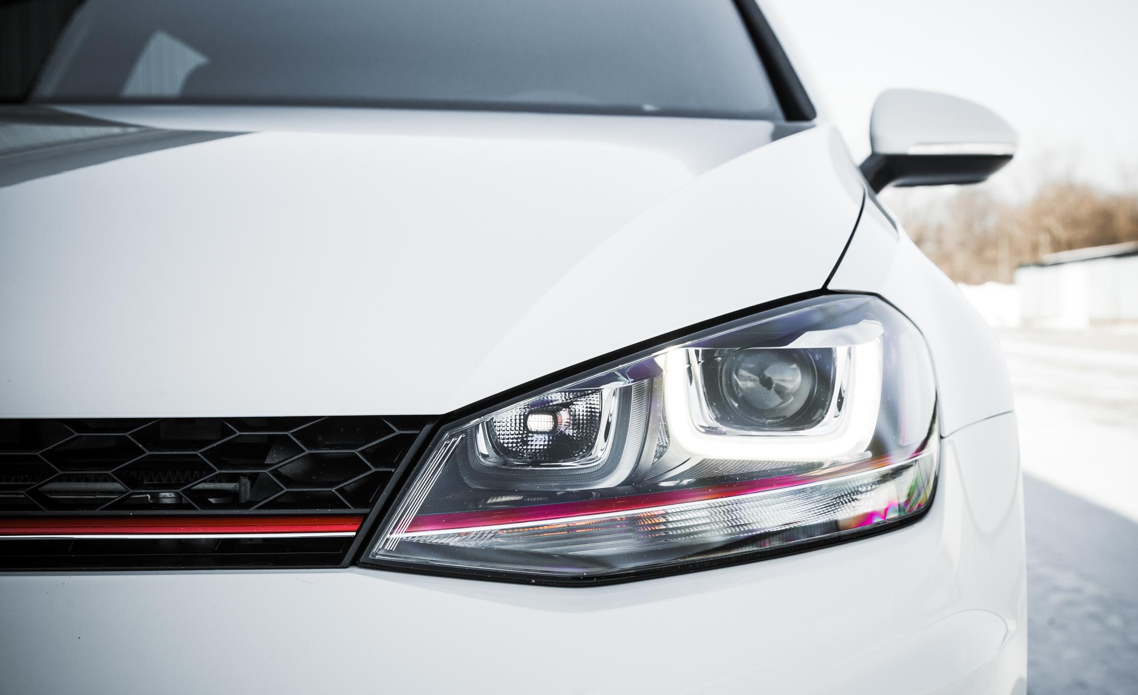 2015 Volkswagen GTI Exterior Headlight