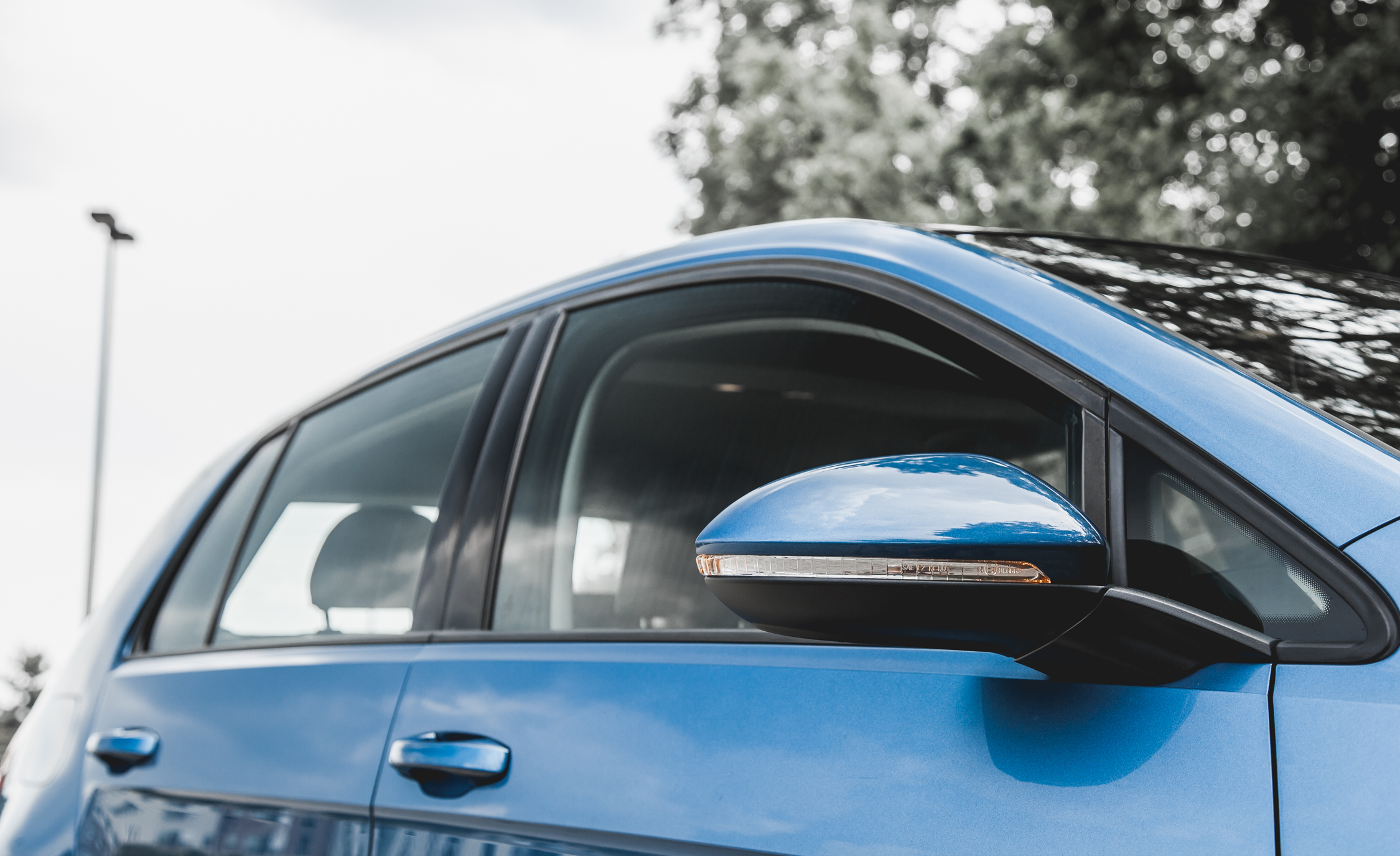 2015 Volkswagen Golf TSI Exterior Side Mirror