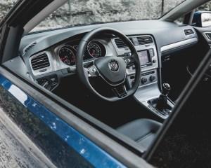 2015 Volkswagen Golf TSI Interior Cockpit