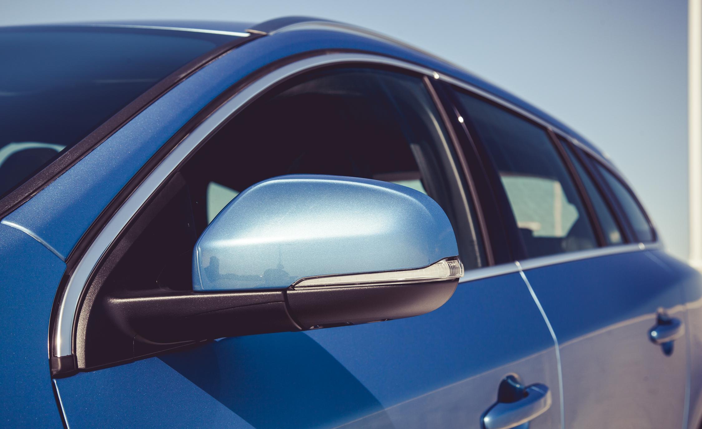 2015 Volvo V60 Exterior Side-View Mirror