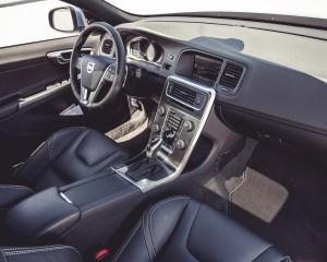 2015 Volvo V60 Interior Dashboard