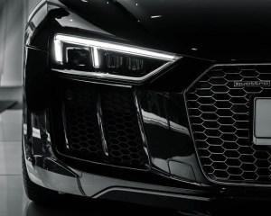 2016 Audi R8 V10 Plus Front Headlamp