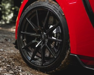 2016 Ford Mustang Shelby GT350 Exterior Wheel