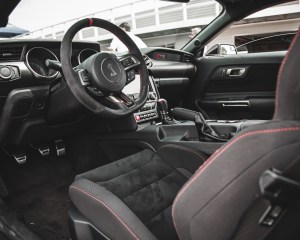 2016 Ford Mustang Shelby GT350R Interior Cockpit Seat