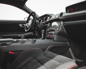 2016 Ford Mustang Shelby GT350R Interior Dashboard
