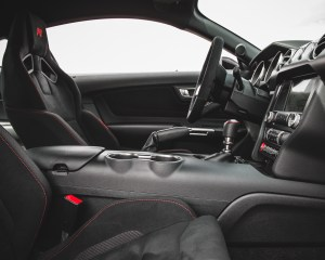 2016 Ford Mustang Shelby GT350R Interior