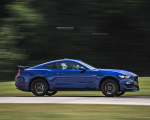 2016 Ford Mustang Shelby GT350R Performance Test