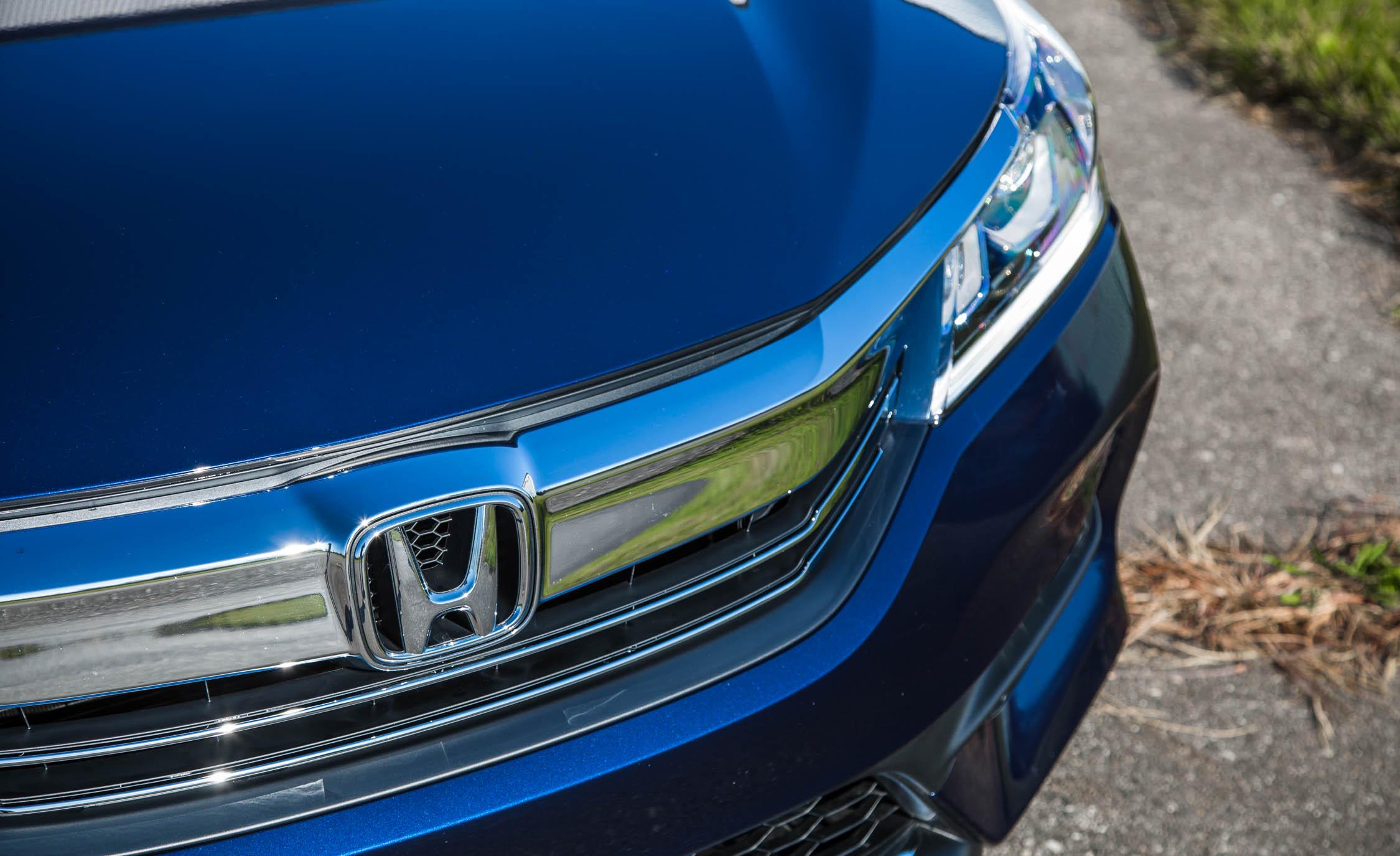 2016 Honda Accord EX Exterior Grille