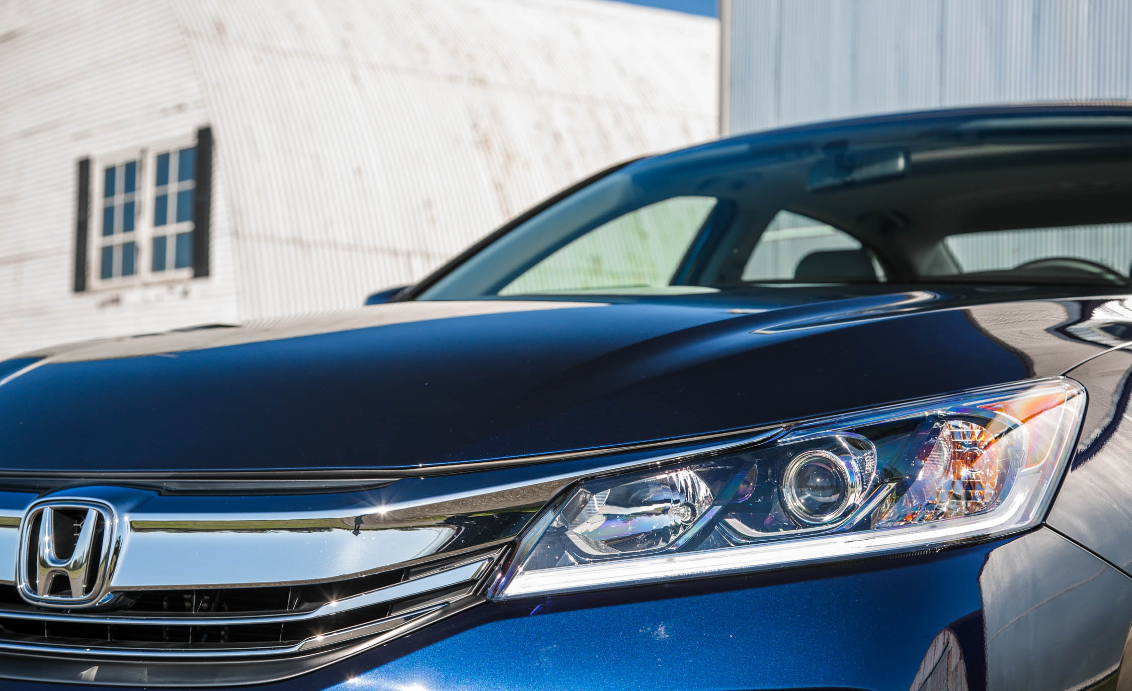 2016 Honda Accord EX Exterior Headlight