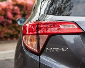 2016 Honda HR-V EX-L AWD Exterior Taillight
