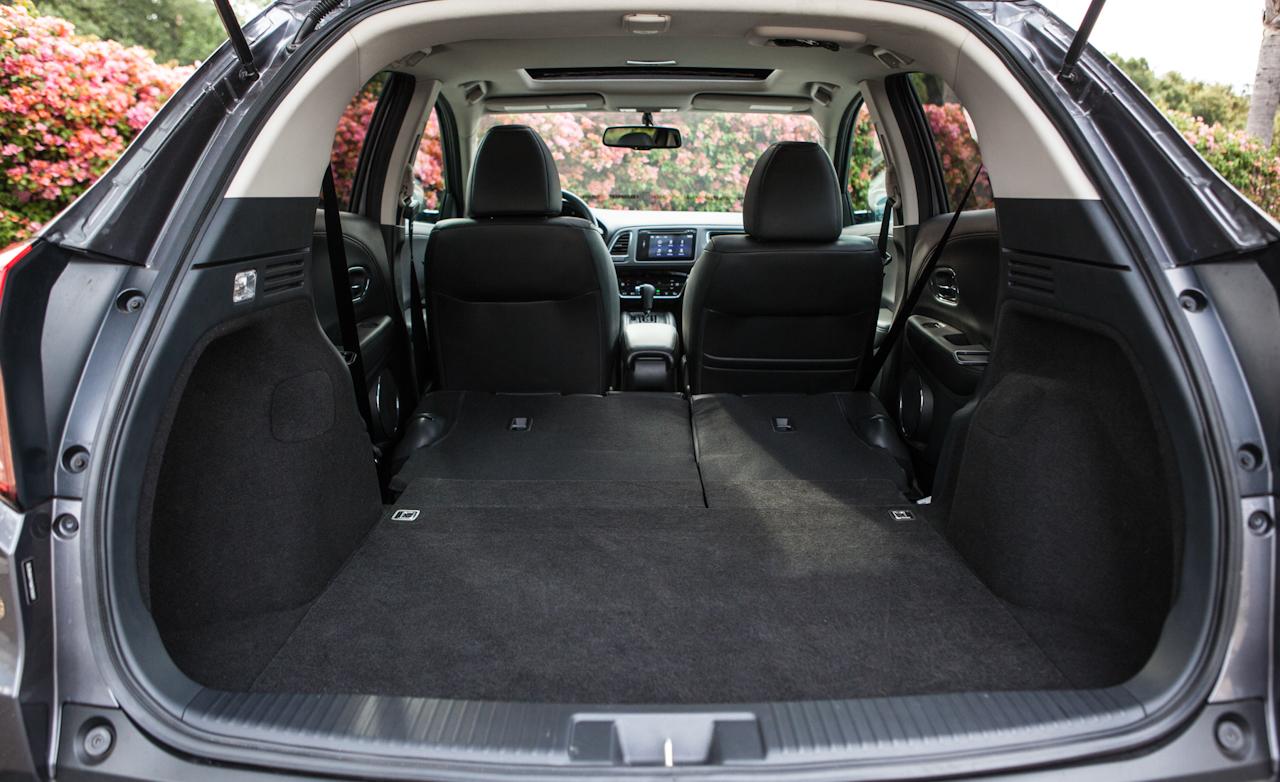 2016 Honda HR-V EX-L AWD Interior Cargo