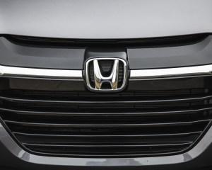 2016 Honda HR-V Exterior Grille