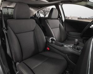 2016 Honda HR-V Interior Front Seats
