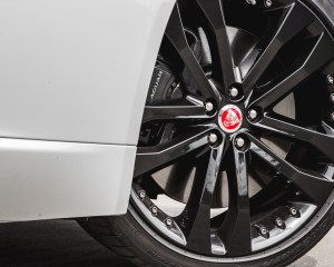 2016 Jaguar F-Type S Exterior Wheel