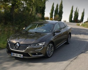 2016 Renault Talisman Performance Test
