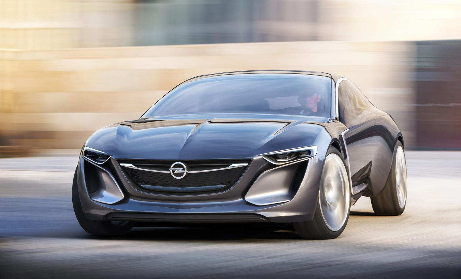 Concept: 2017 Opel Monza