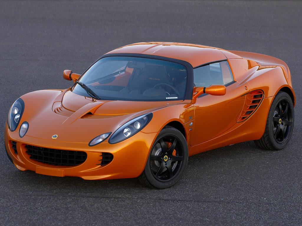 Exterior: 2009 Lotus Eco Elise