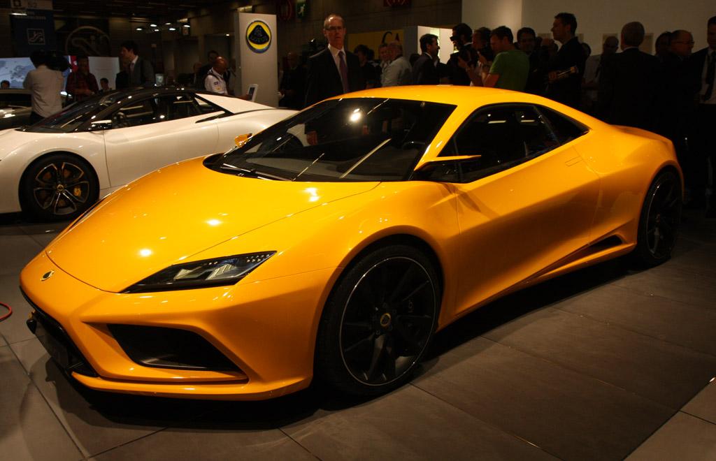 Exterior Preview: 2016 Lotus Evora 400