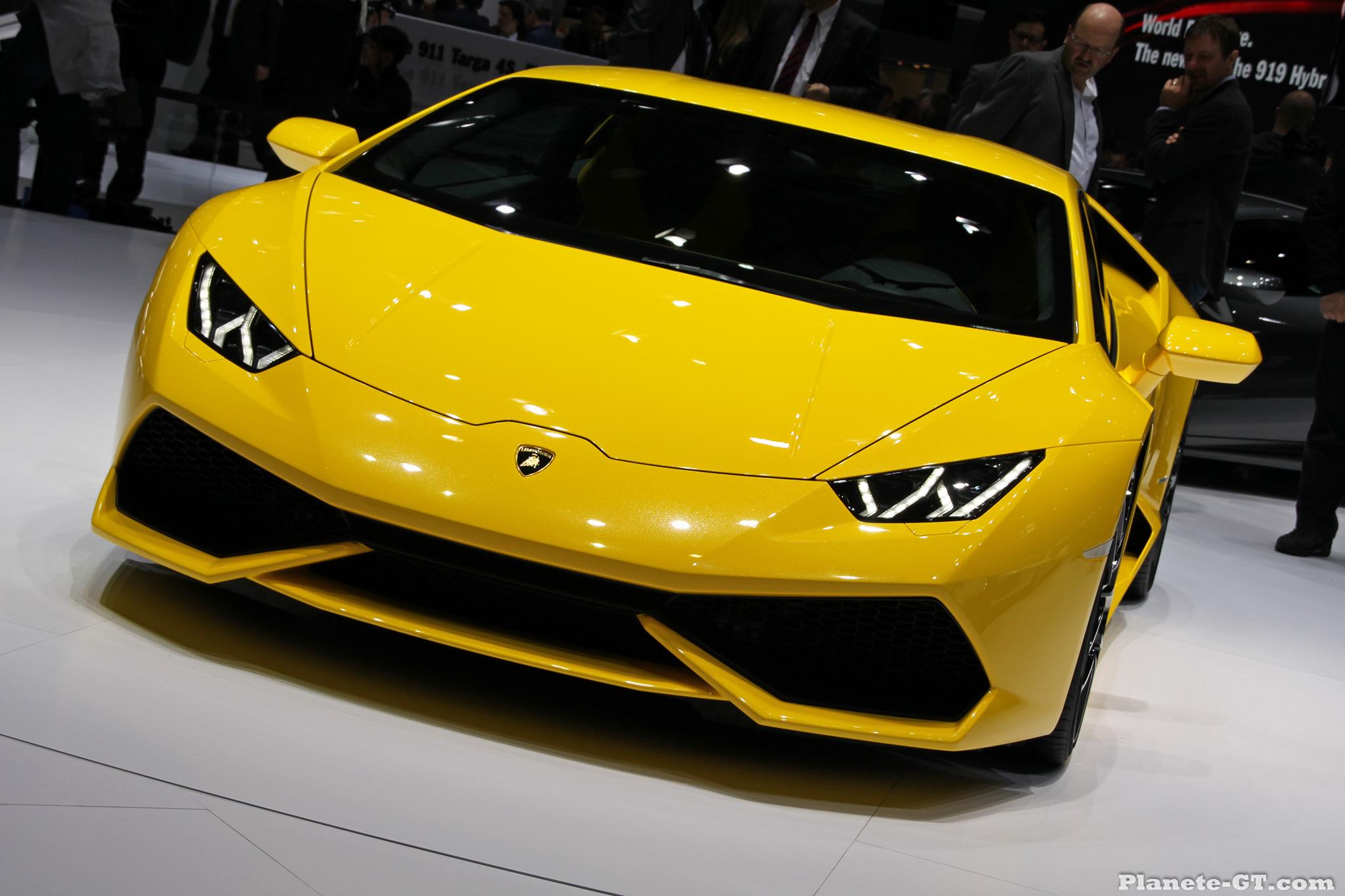 Front End Exterior 2015 Lamborghini Huracan Lp610 4 6205 Cars