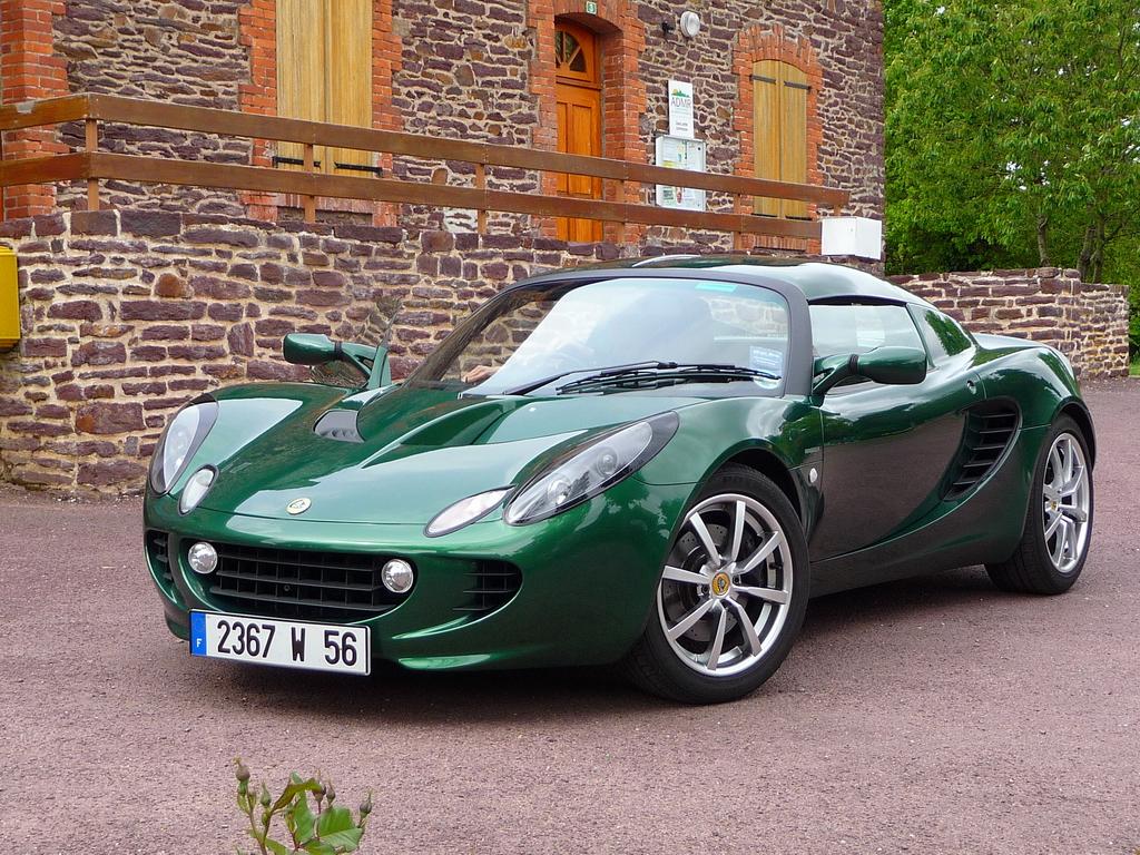 Lotus Eco Elise Model of 2008