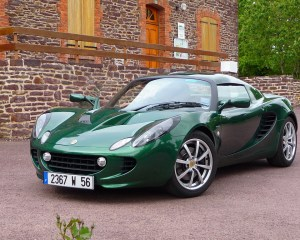 Lotus Eco Elise Model of 2008