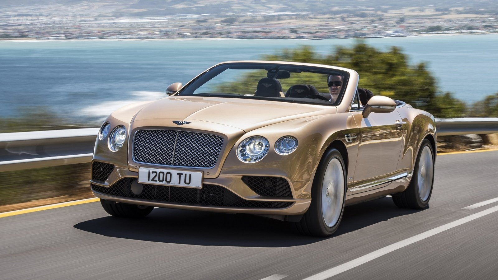 New 2016 Bentley Continental GT Convertible