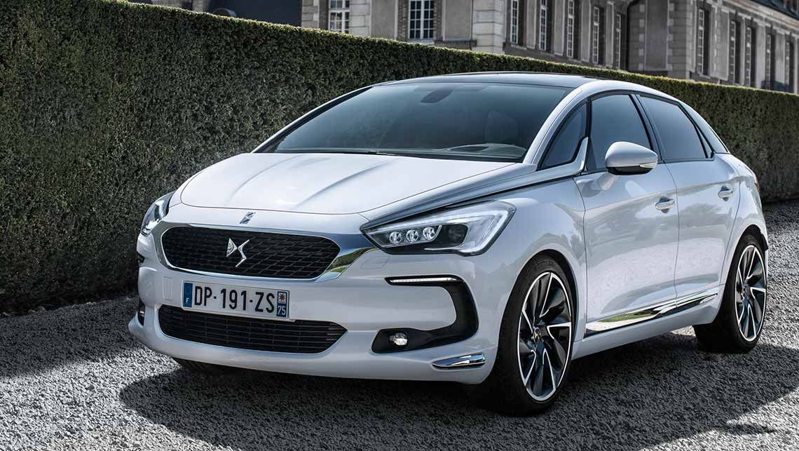 New 2016 Citroen DS5