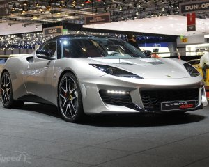 Next Design: 2016 Lotus Evora 400