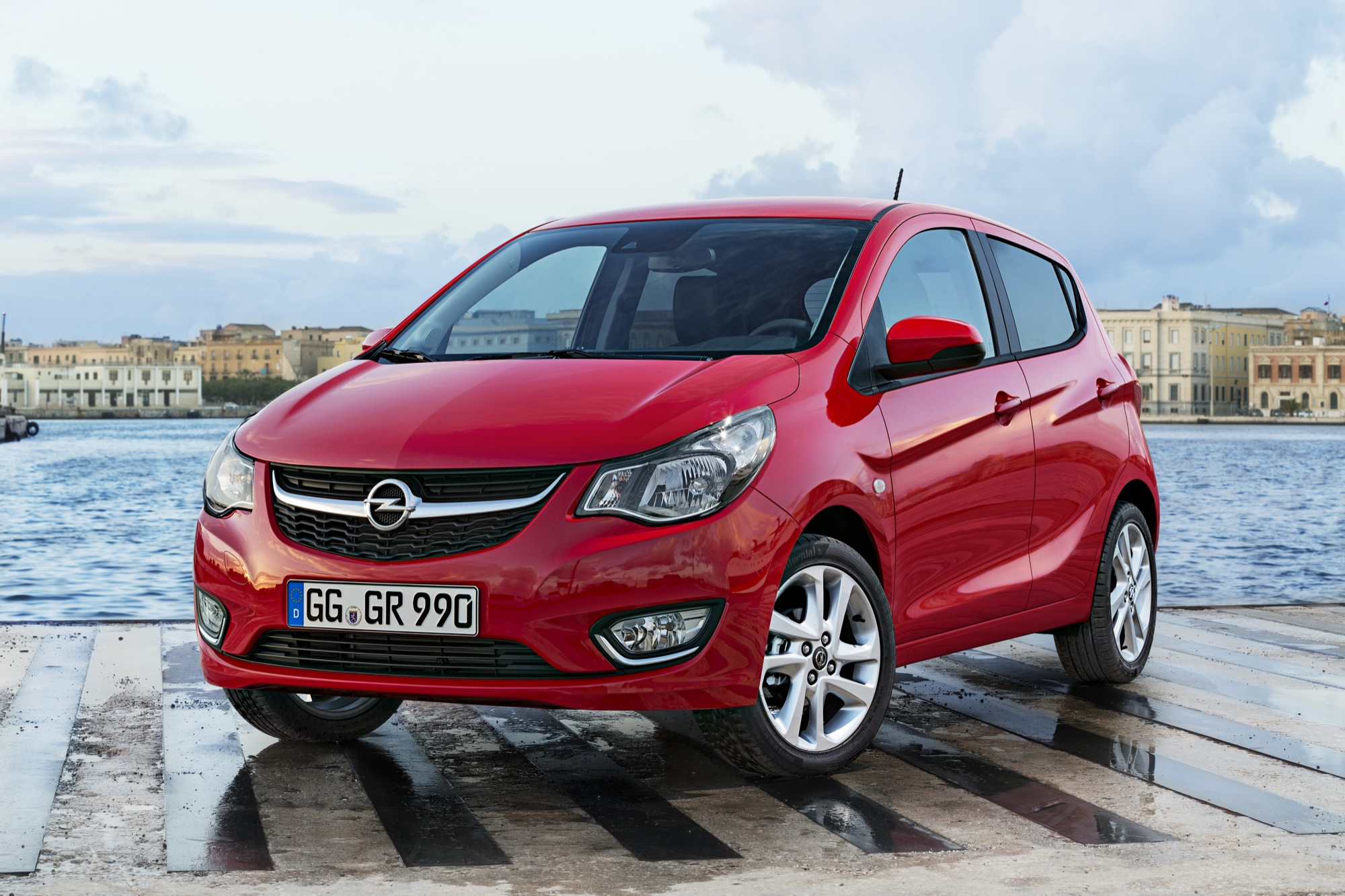Overview: 2016 Opel Karl