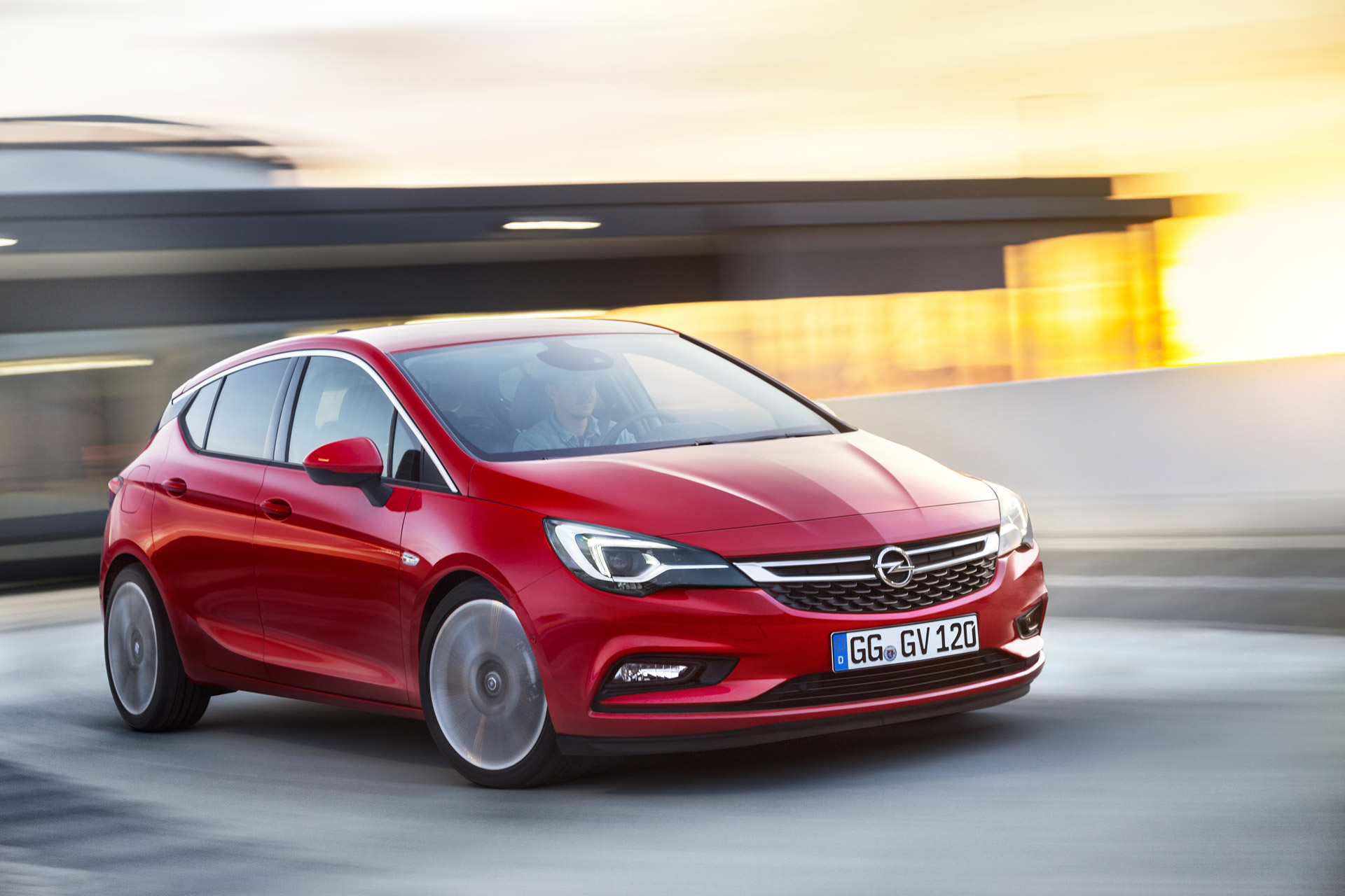 Performance: 2016 Opel Astra