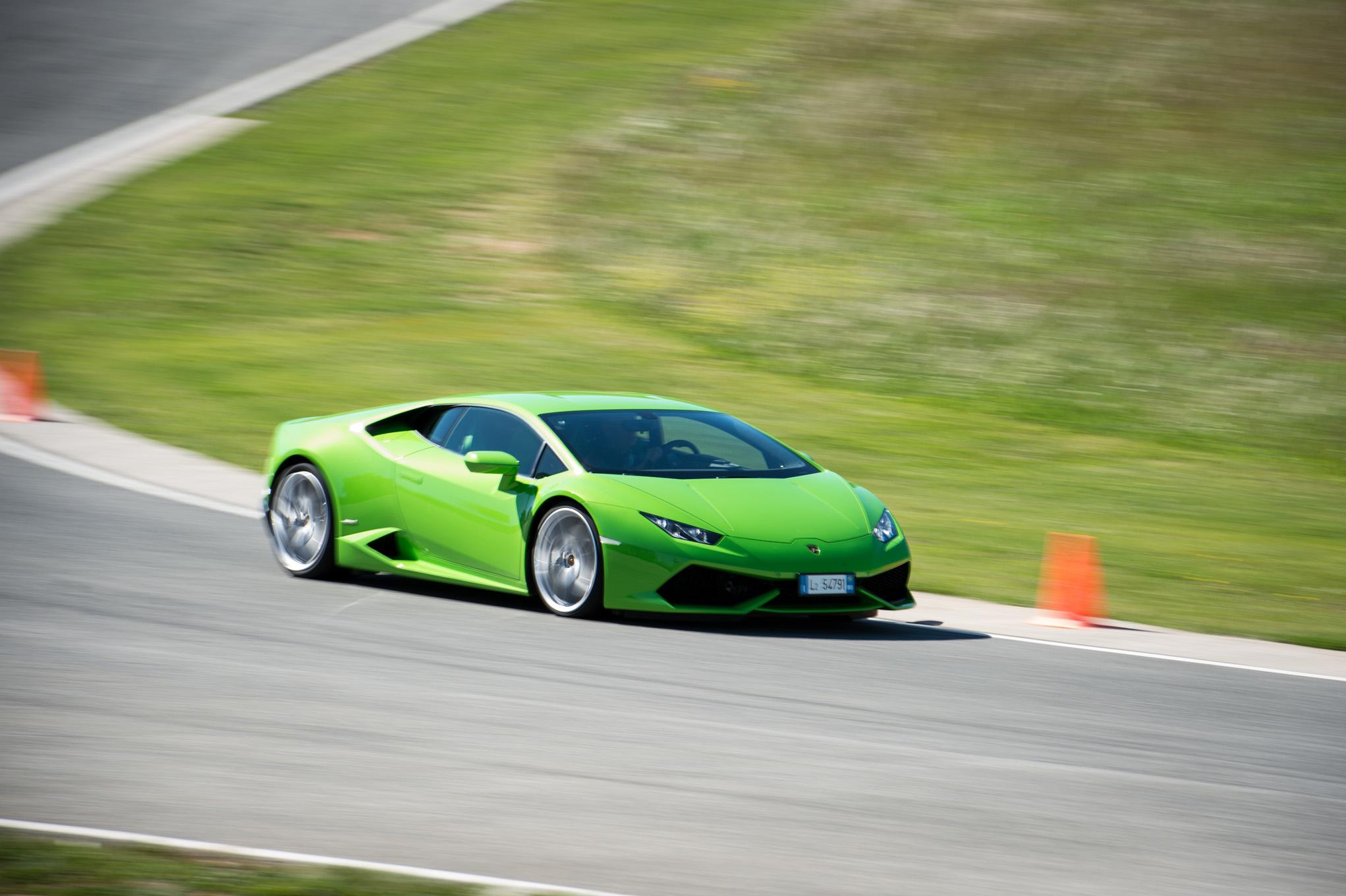Performance Test: New Lamborghini Huracan LP610-4